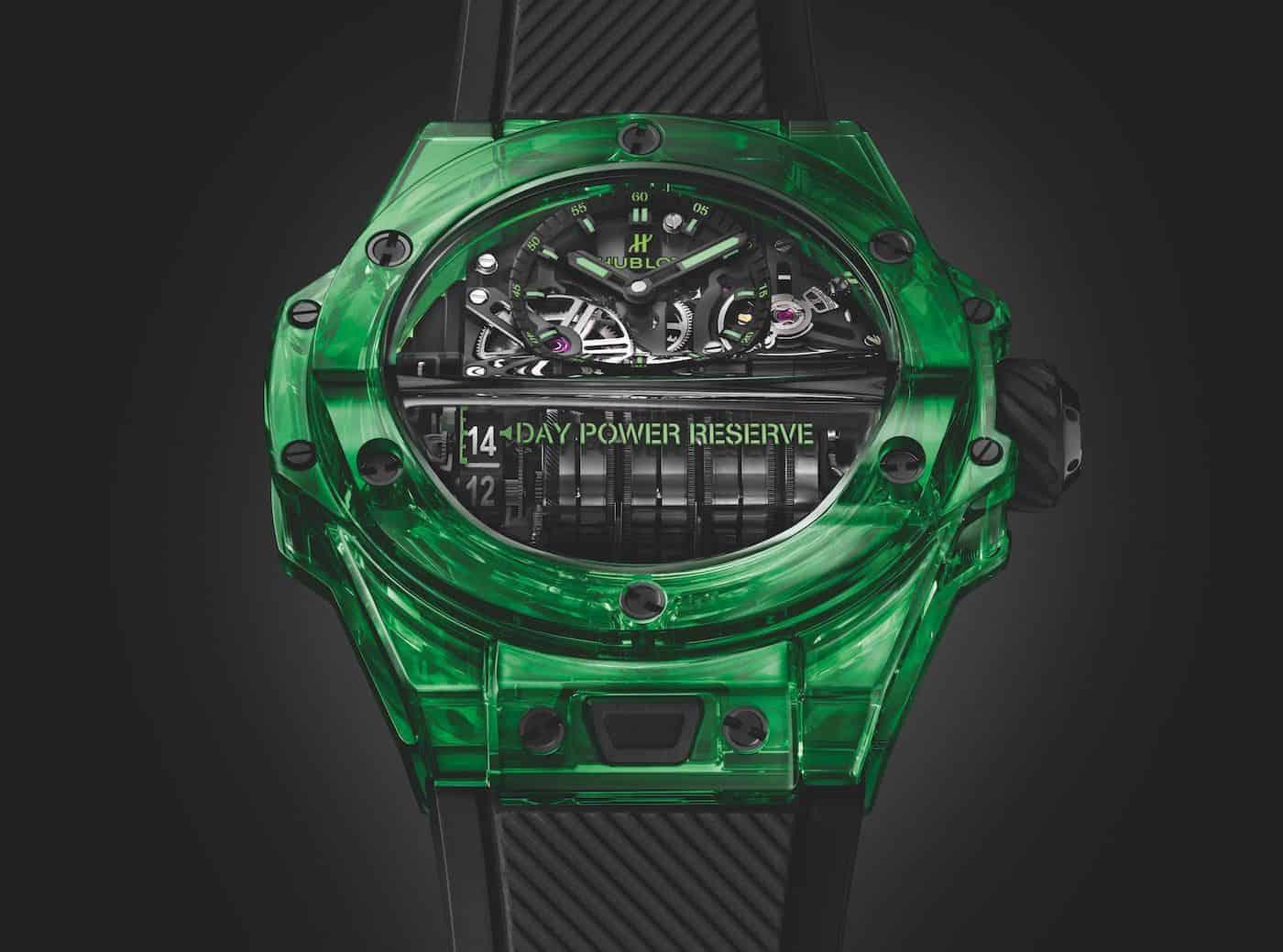 MP11 SIAR Green