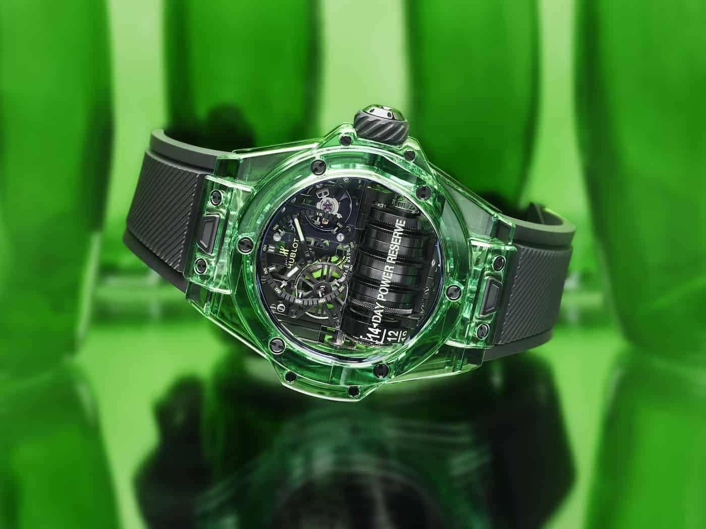 Hublot Big Bang MP 11 Saxem Watch 3