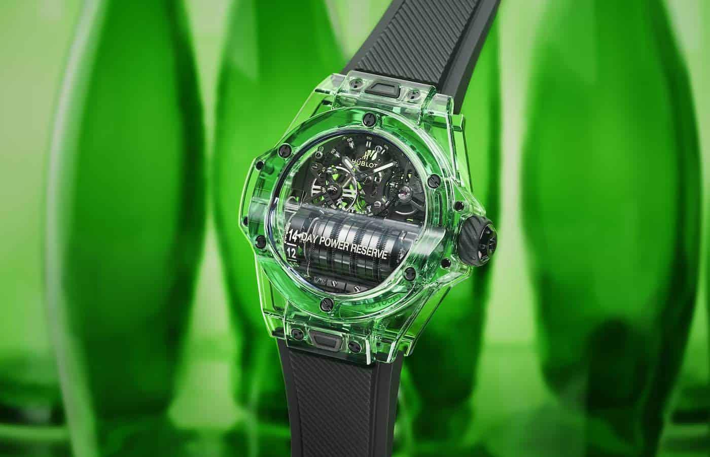 Hublot Big Bang MP 11 Saxem Watch 5
