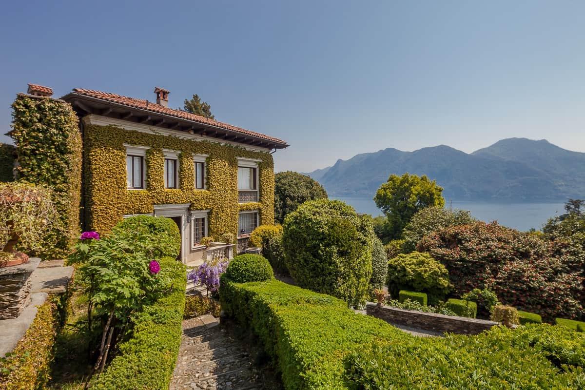 Lake Maggiore villa 1