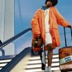 MCM luggage