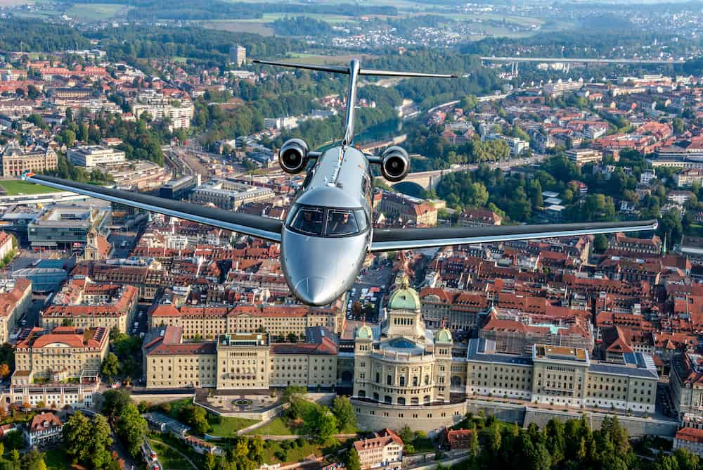 "The Pilatus PC-24 is So Versatile It Can Land ""Off-Road"""