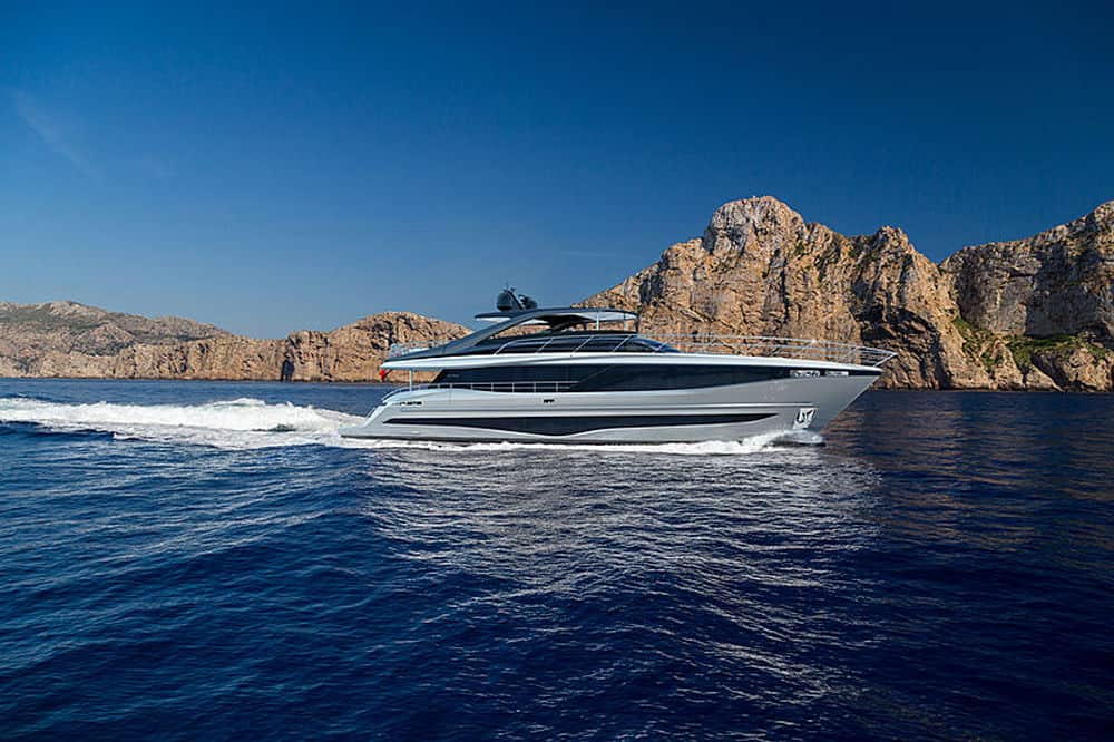 Princess Y95 yacht 3