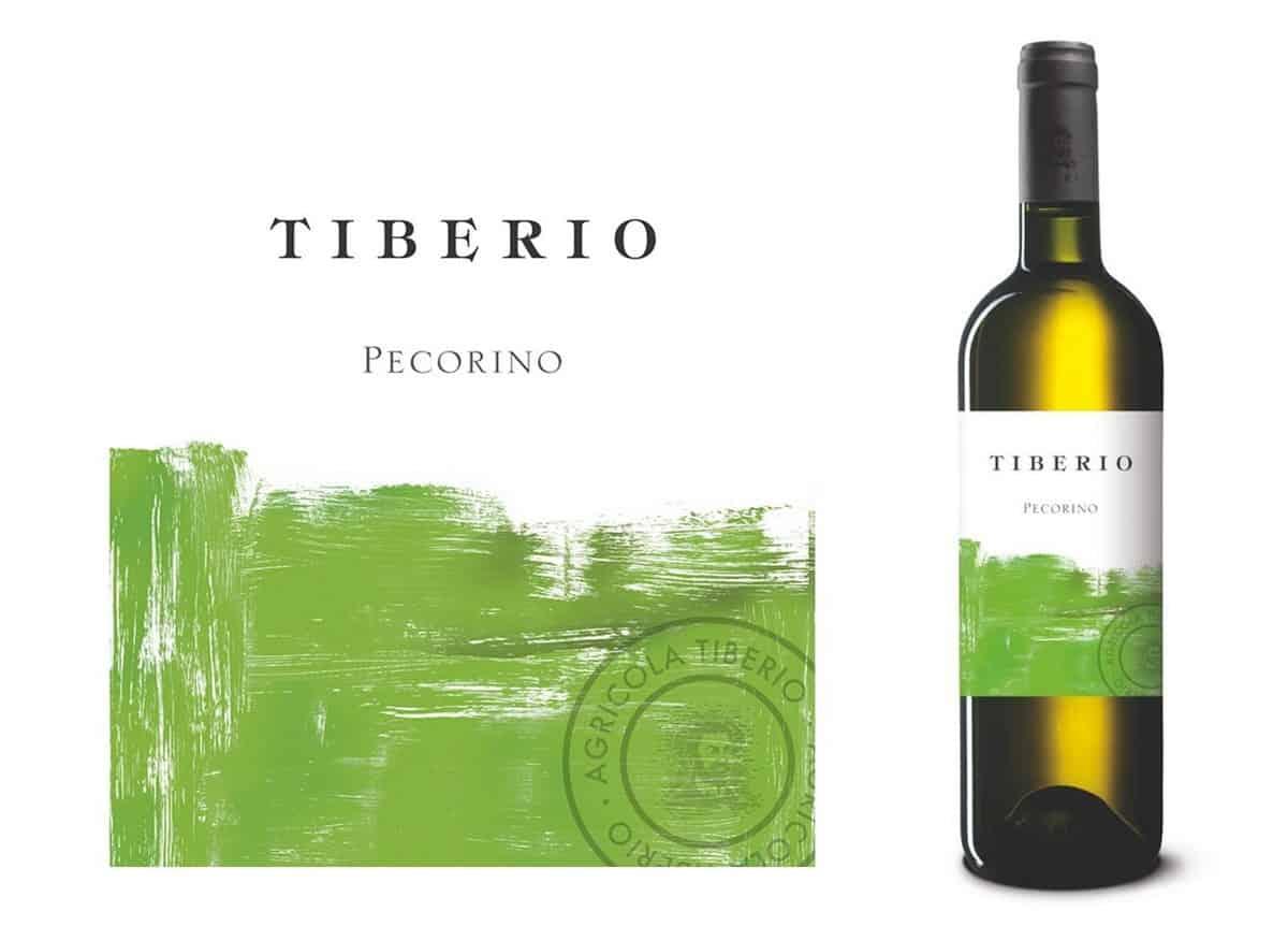 Tiberio Pecorino wine