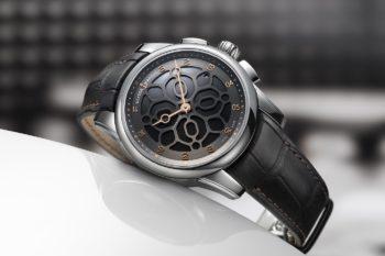 Ulysse Nardin Hourstriker Phantom Limited Edition Watch Devialet 1