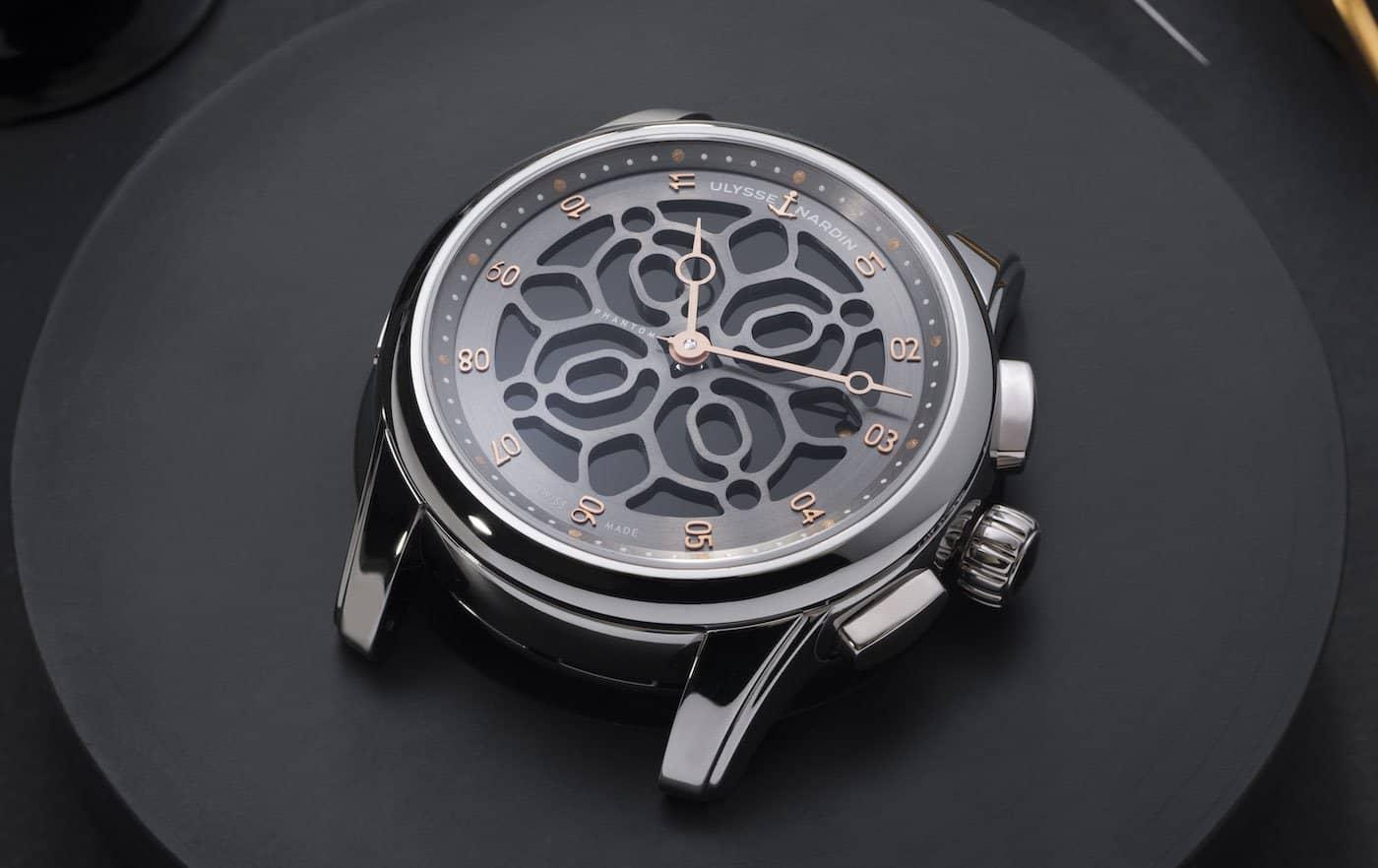 Ulysse Nardin Hourstriker Phantom Limited Edition Watch Devialet 2