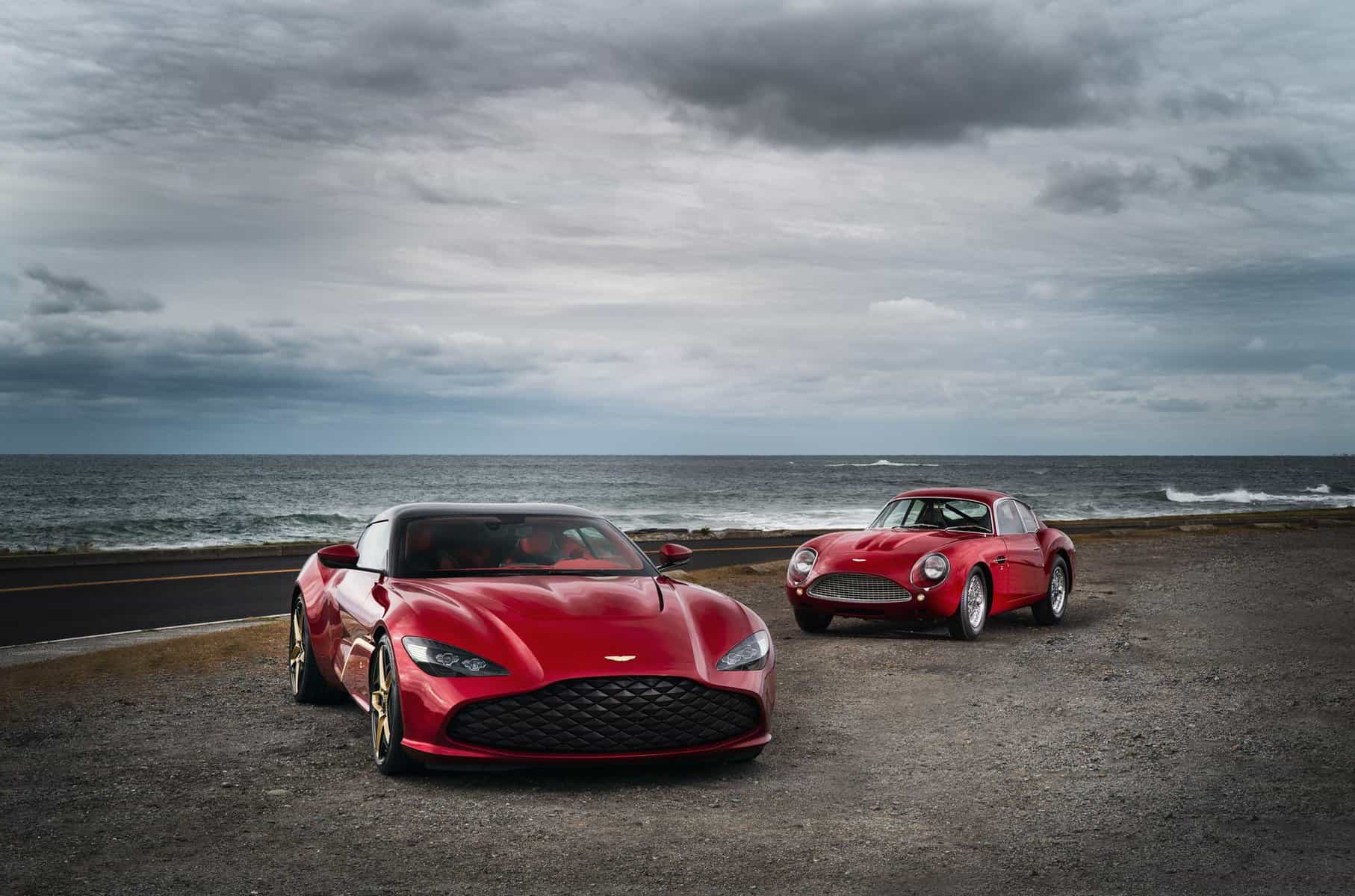 The New Aston Martin DBS GT Zagato is a Collector's Dream Come True