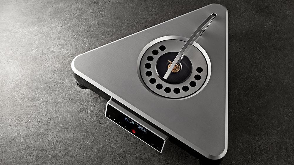 gryphon audio designs new cd player ethos 1