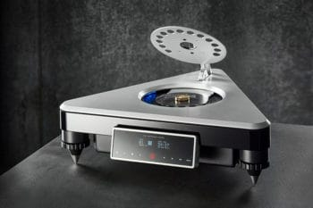 gryphon audio designs new cd player ethos 2