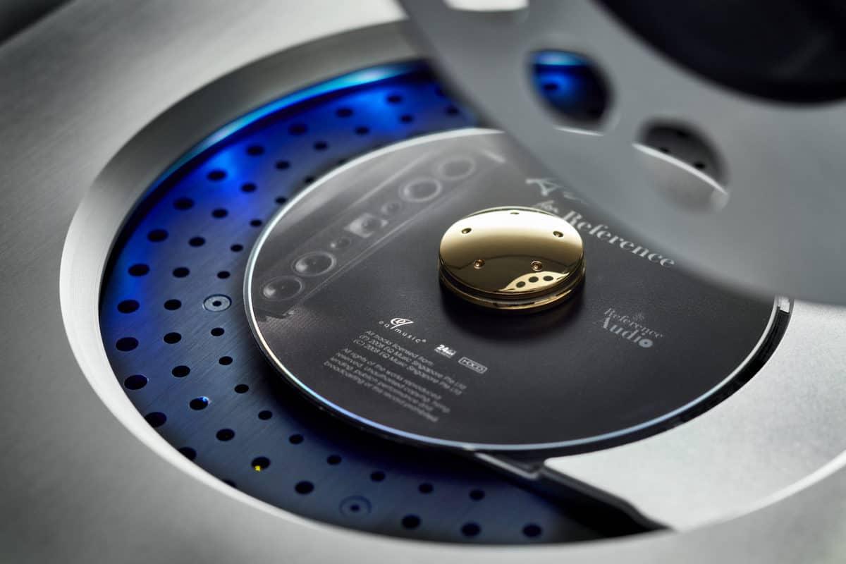 gryphon audio designs new cd player ethos 4