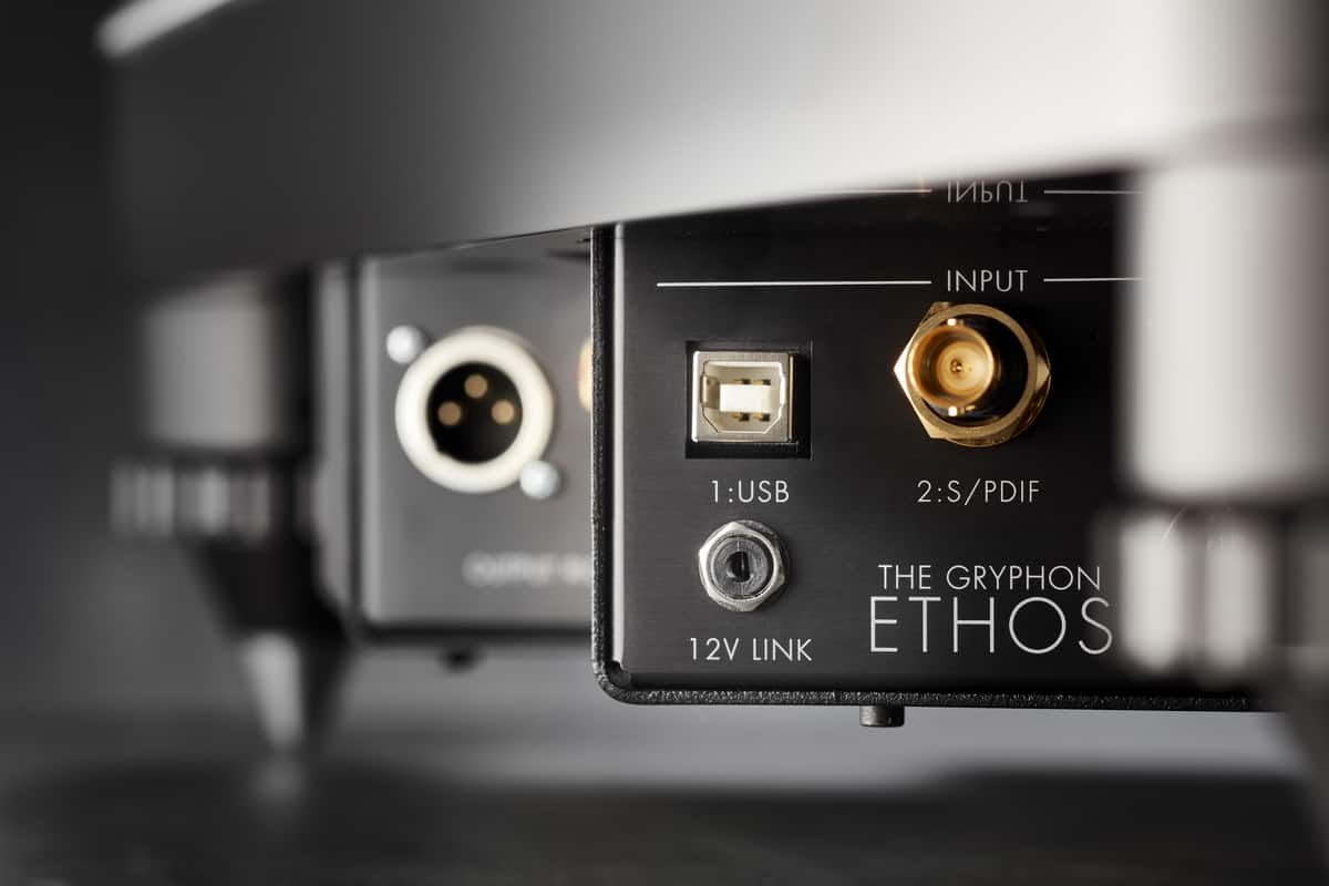 gryphon audio designs new cd player ethos 6