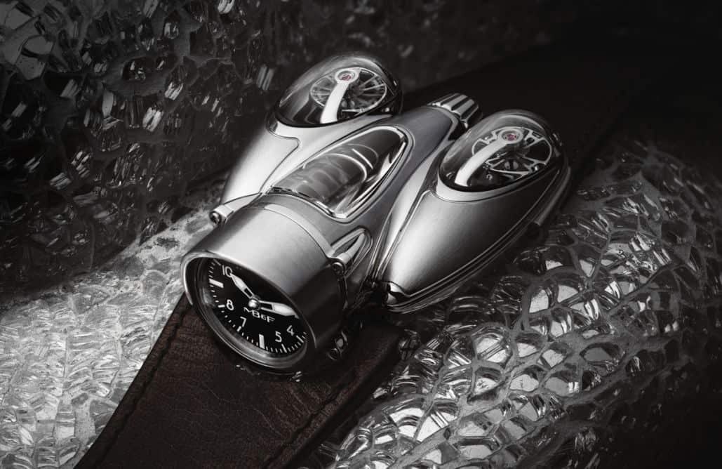 MB&F HM9 Flow is a Superb Reminder of the Post World War II Aviation Era