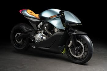 Aston Martin Motorcycle 1