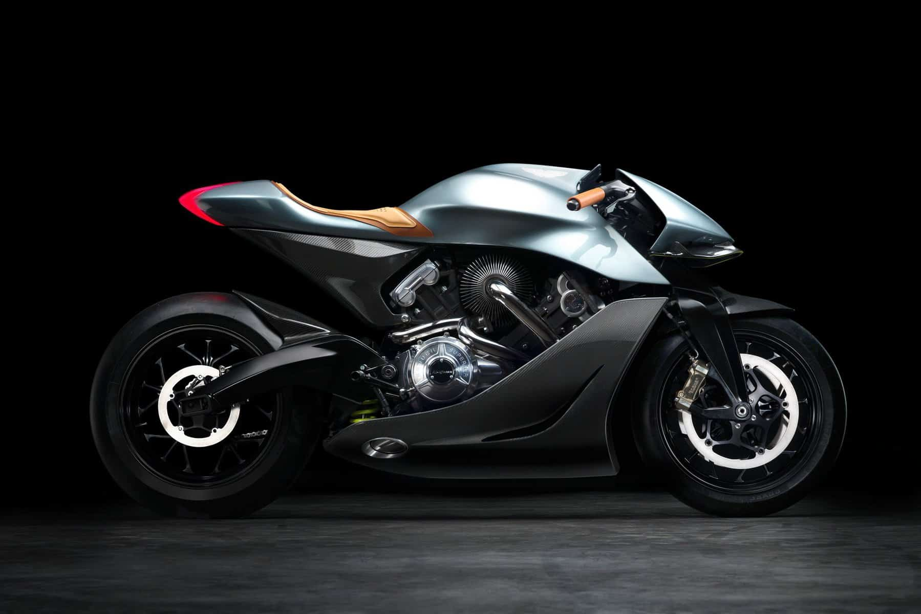 Aston Martin Motorcycle 2