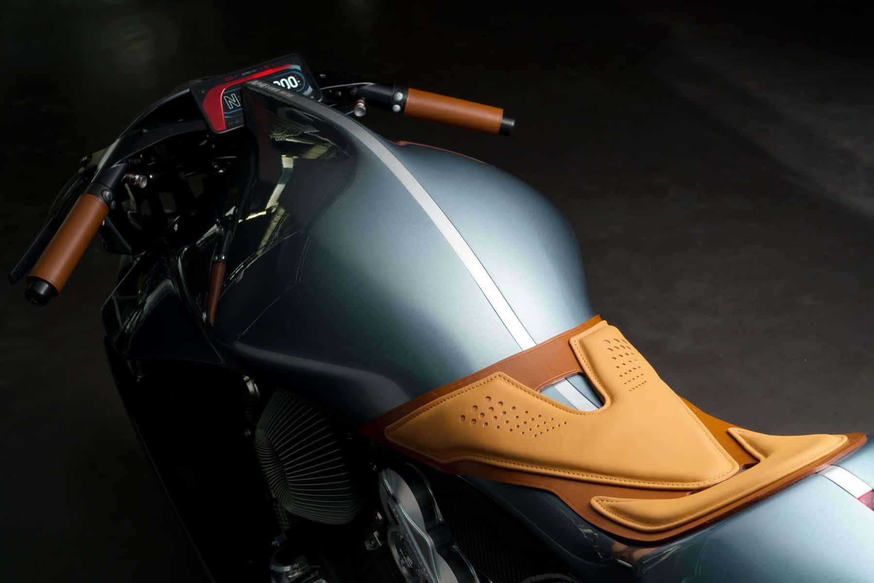 Aston Martin Motorcycle 4