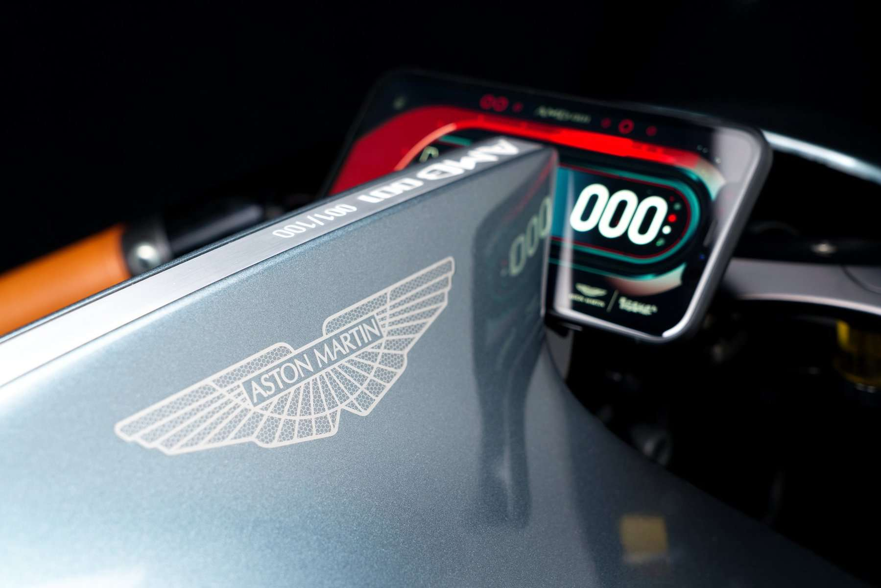 Aston Martin Motorcycle 7