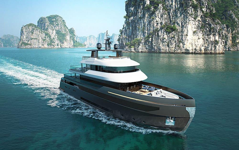 Benetti B.Yond yacht 1