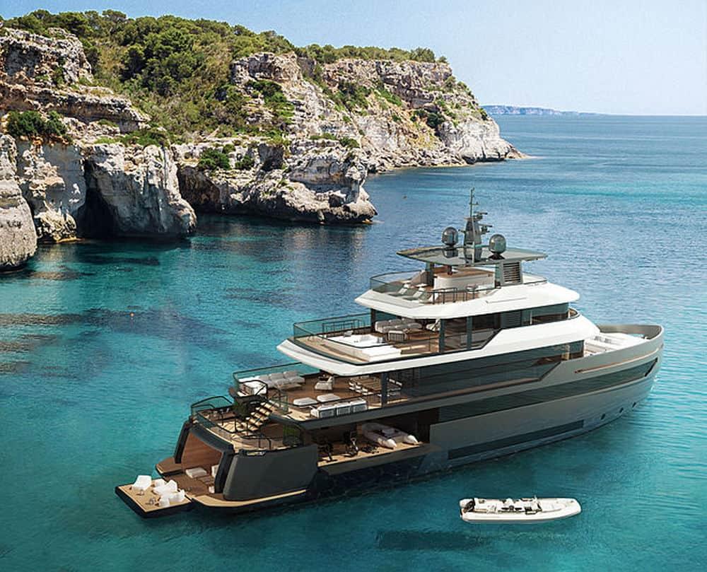 Benetti B.Yond yacht 2