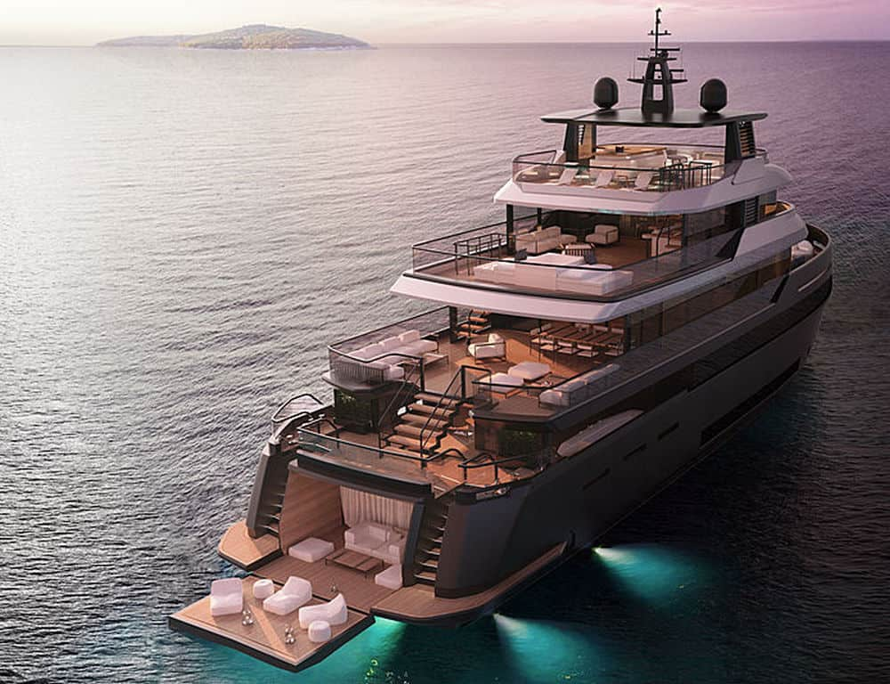 Benetti B.Yond yacht 3