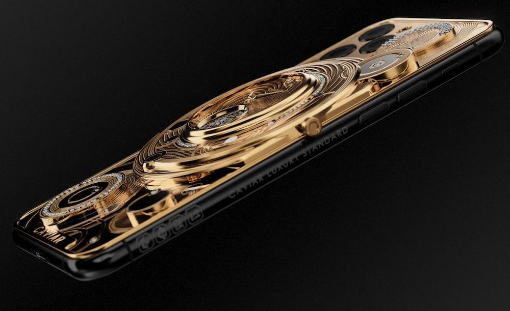 Caviar iPhone 11 Pro Discovery Solarius 1