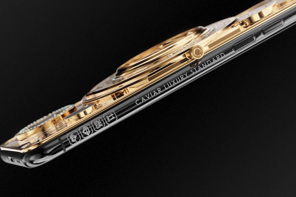 Caviar iPhone 11 Pro Discovery Solarius 2