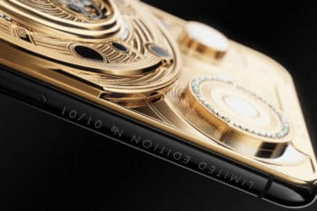 Caviar iPhone 11 Pro Discovery Solarius 3