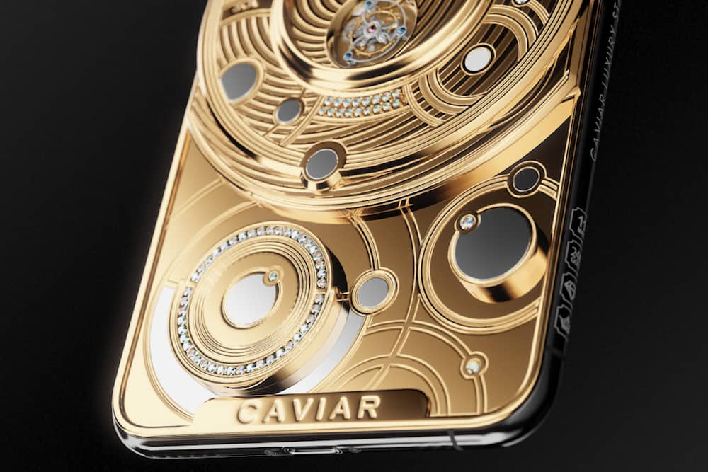 Caviar iPhone 11 Pro Discovery Solarius 5
