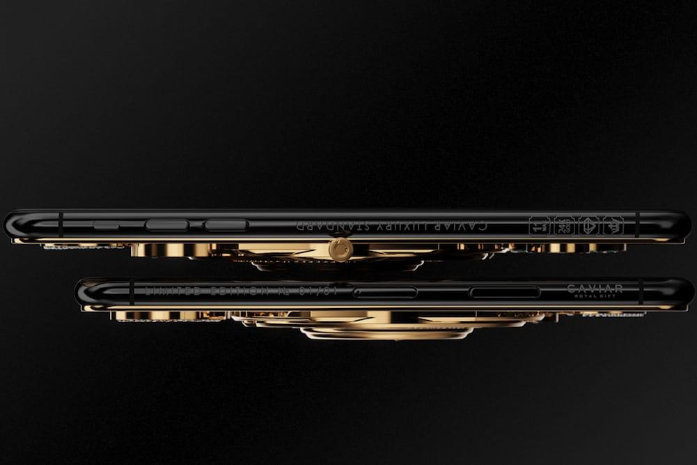 Caviar iPhone 11 Pro Discovery Solarius 6