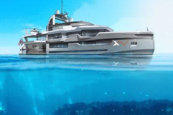Heesen Yachts XVenture 1