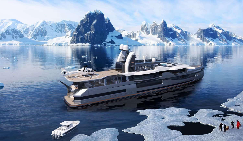 Heesen Yachts XVenture 2