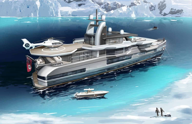 Heesen Yachts XVenture 3