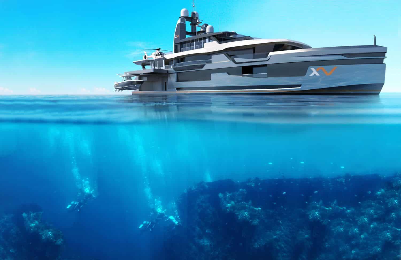 Heesen Yachts XVenture 4