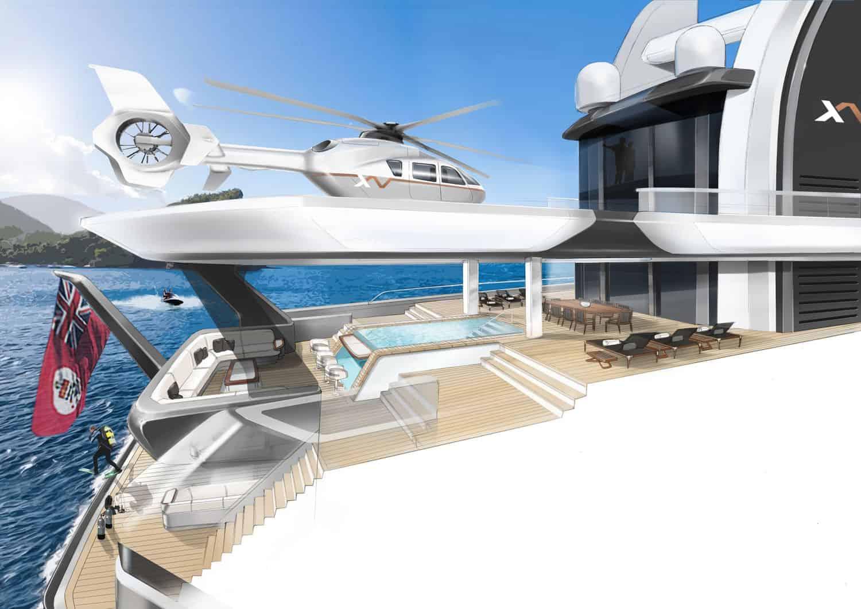 Heesen Yachts XVenture 5