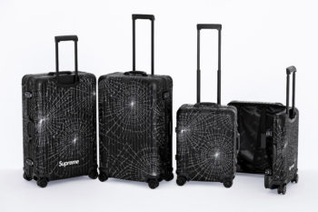Supreme RIMOWA Limited-Edition Luggage 1