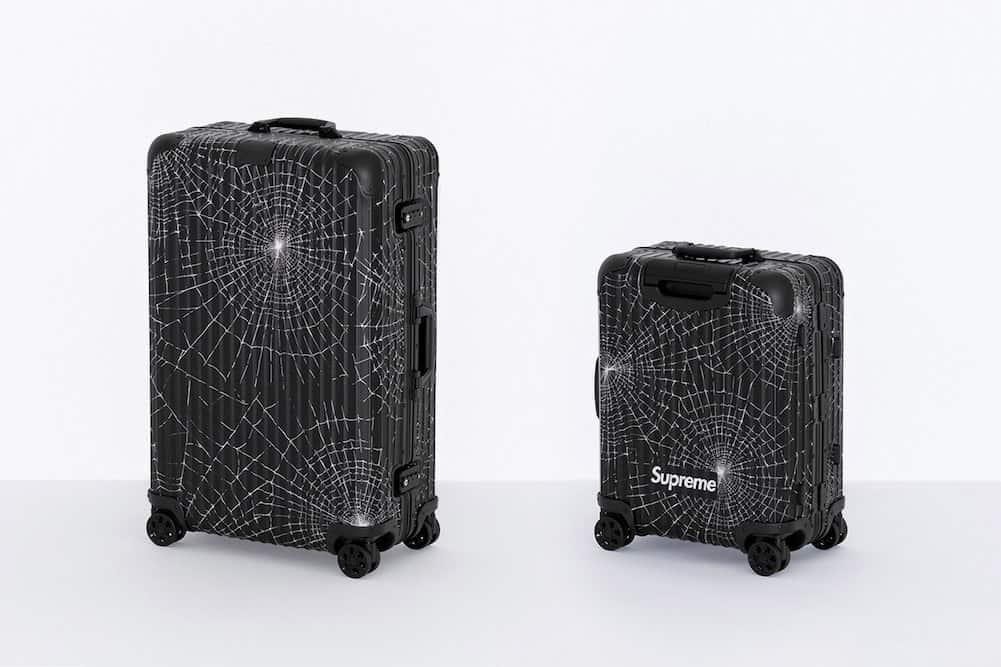 Supreme RIMOWA Limited-Edition Luggage 2