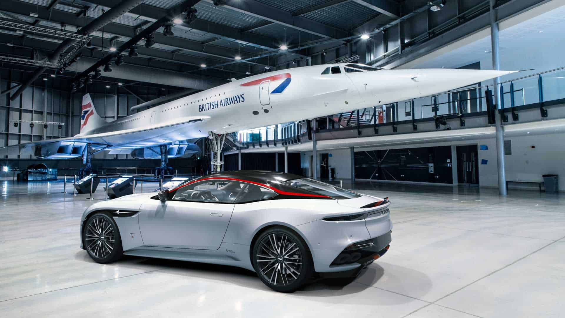 Aston Martin DBS Superleggera Concorde Edition 2