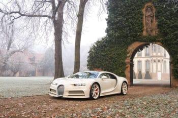 Bugatti Chiron Hermès Edition 1