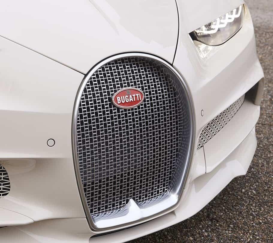 Bugatti Chiron Hermès Edition 12
