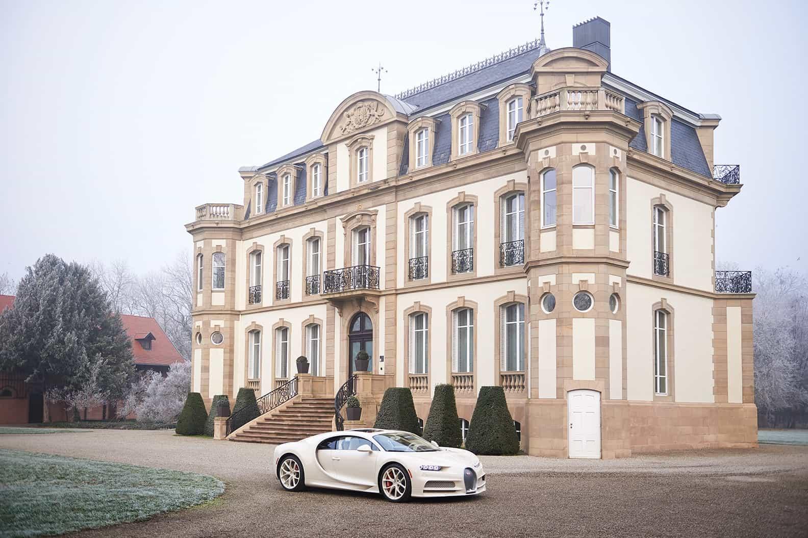Manny Khoshbin's One-Off Bugatti Chiron Hermès Edition is Beyond Stunning!
