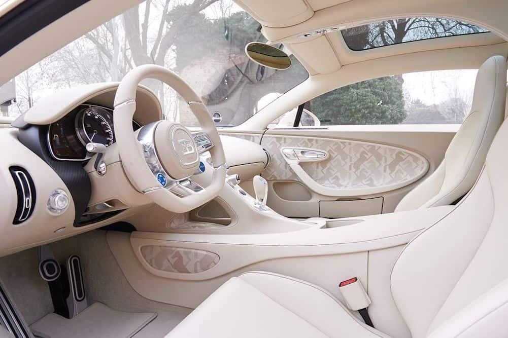 Bugatti Chiron Hermès Edition 7
