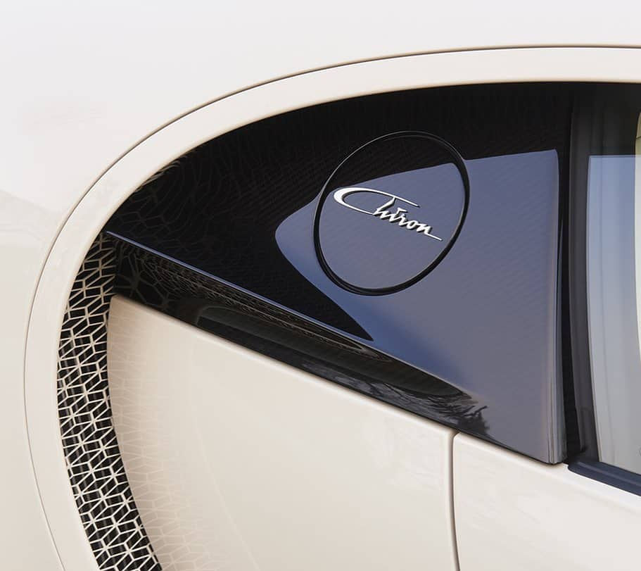 Bugatti Chiron Hermès Edition 9