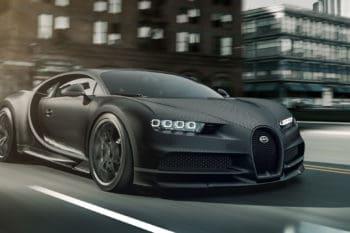Bugatti Chiron Noire 1