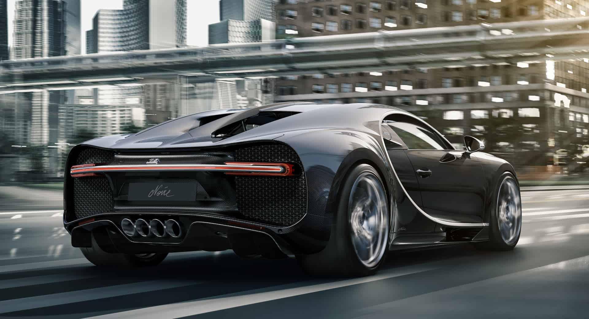 Bugatti Chiron Noire 2