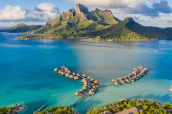Four Seasons Resort Bora Bora 1