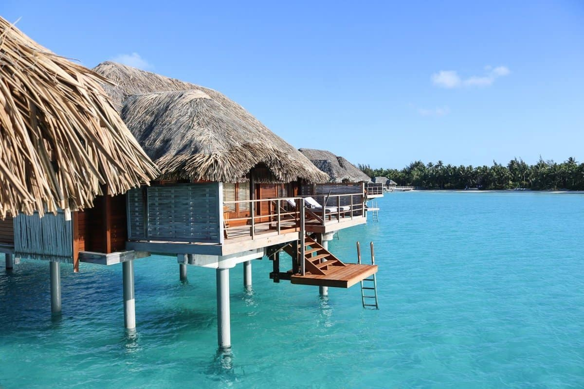 Four Seasons Resort Bora Bora 2