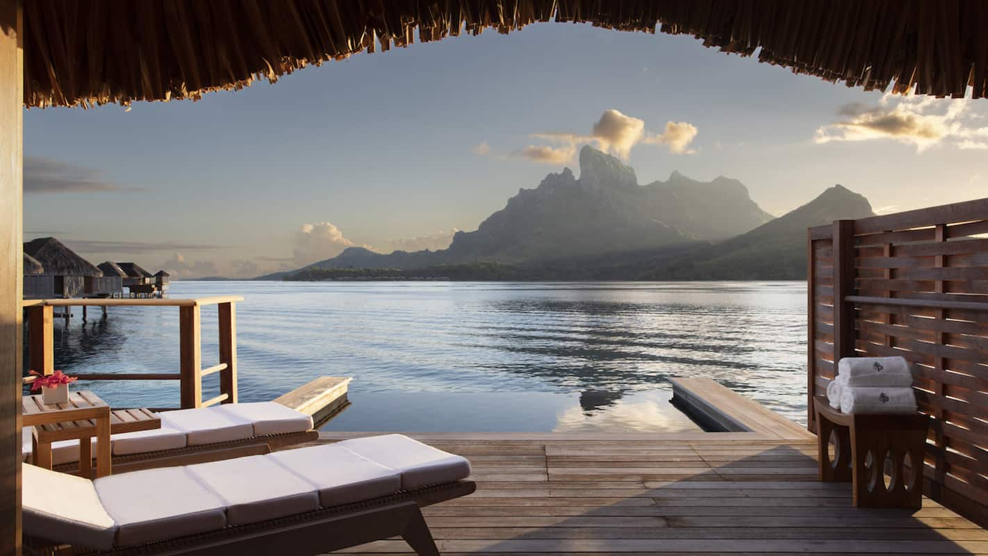 Four Seasons Resort Bora Bora 3