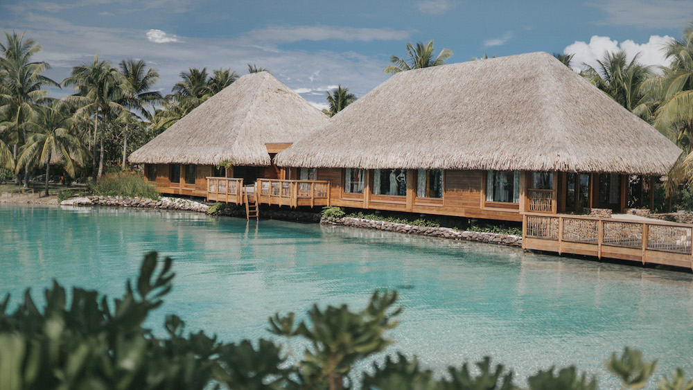 Four Seasons Resort Bora Bora 8