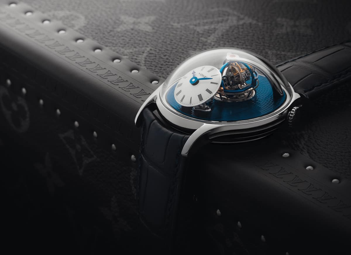 The MB&F Legacy Machine Thunderdome Will Cost You Up to $280,000