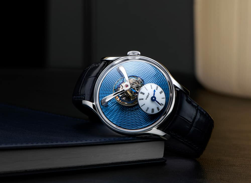 MB&F Legacy Machine Thunderdome 2