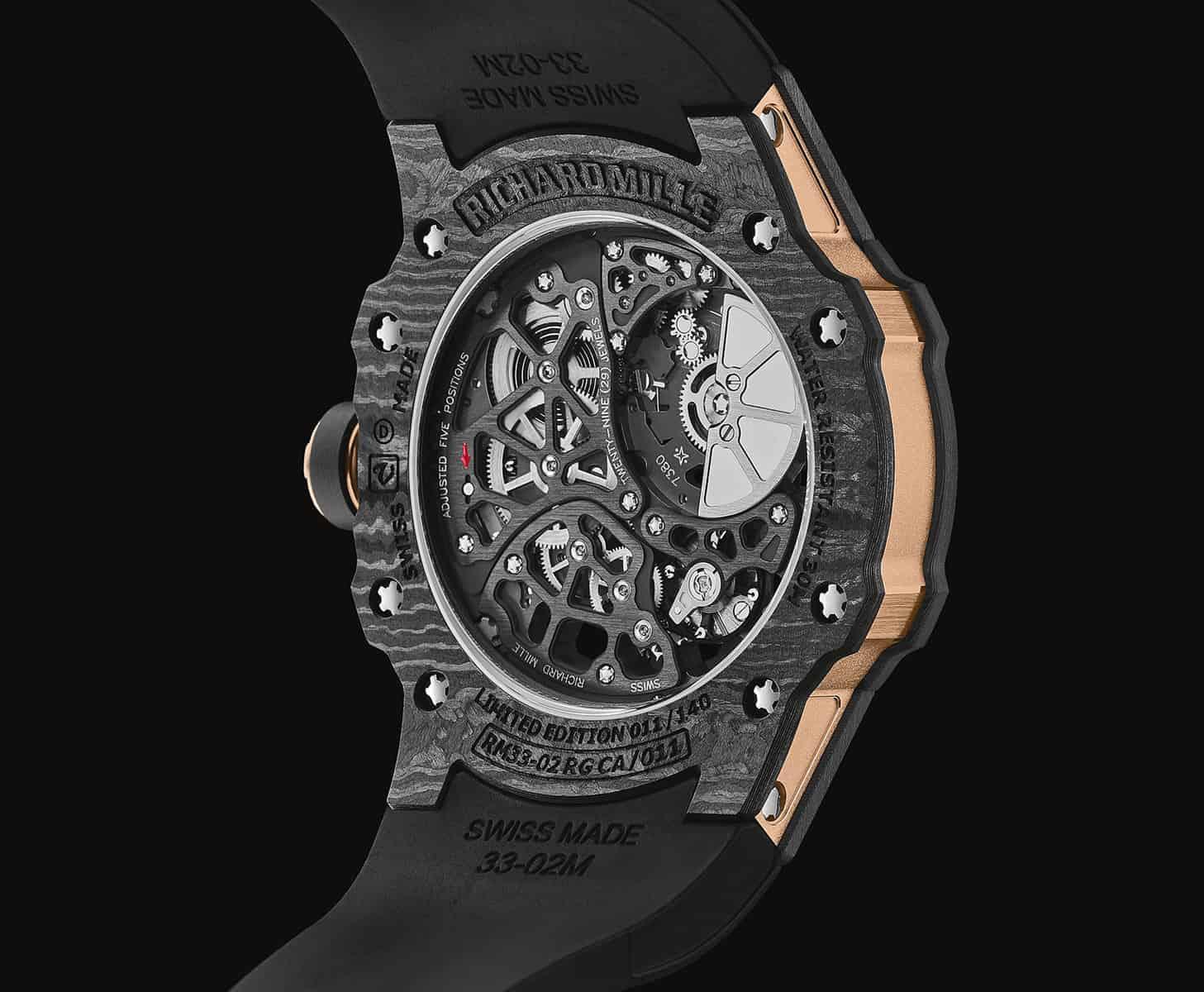 Richard Mille RM 33-02 2